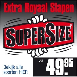 Super Size Bedtextiel