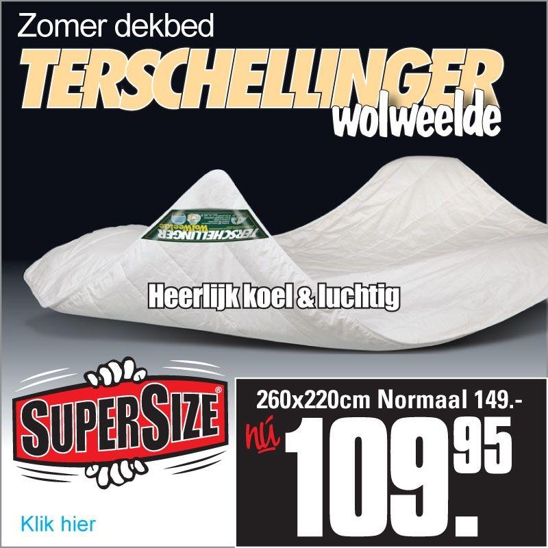 Super Size Dekbedden
