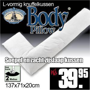 Body Pillow 137cm