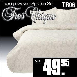 Luxe Spreienset Très Chique TR06