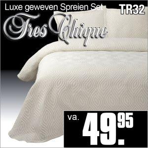Luxe Spreienset Très Chique TR32