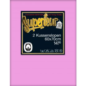 Slopenset roze 60x70